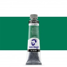 Royal Talens : Van Gogh Oil Paint : 40ml : Viridian S2