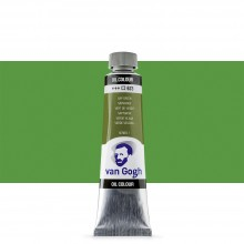 Talens : Van Gogh Oil Paint : 40ml : Sap Green S1