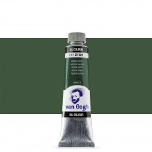 Royal Talens : Van Gogh Oil Paint : 40ml : Terre-Verte (Green Earth) S1