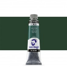 Talens : Van Gogh Oil Colour 40ml : FIR GREEN S2