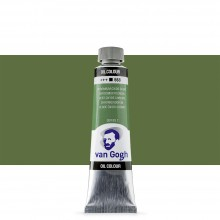 Talens : Van Gogh Oil Paint : 40ml : Chromium Oxide Green S2