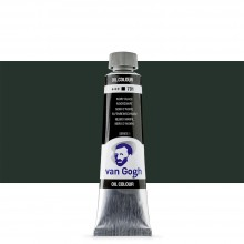 Royal Talens : Van Gogh Oil Paint : 40ml : Ivory Black S1