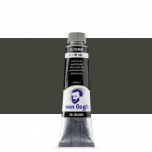 Royal Talens : Van Gogh Oil Paint : 40ml : Lamp Black S1