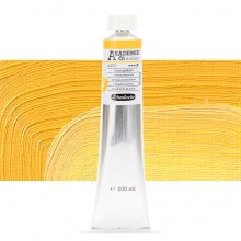 Schmincke : Akademie Oil Paint : 200ml : Chrome Yellow Hue