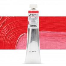 Schmincke : Akademie Oil Paint : 200ml : Vermilion Red
