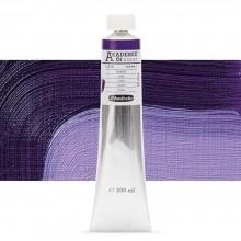 Schmincke : Akademie Oil Paint : 200ml : Violet