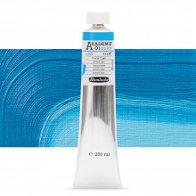 Schmincke : Akademie Oil Paint : 200ml : Primary Cyan