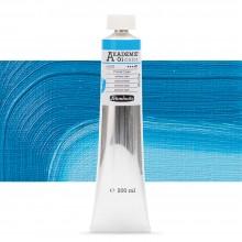 Schmincke : Akademie Oil Paint : 200ml : Primary Cyan