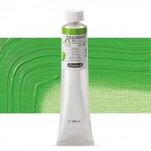 Schmincke : Akademie Oil Paint : 200ml : May Green