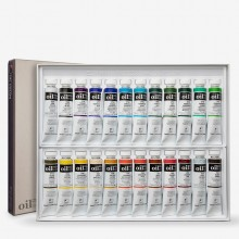 Shin Han : Oil Paint : 20ml : Set of 24