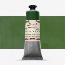 Isaro : Oil Paint : 38ml : Chromium Oxide Green