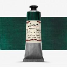 Isaro : Oil Paint : 38ml : Isaro Green Deep