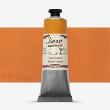 Isaro : Oil Paint : 38ml : Yellow Ochre