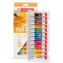 Royal Talens : Art Creation : Oil Paint : 12ml : Set of 12