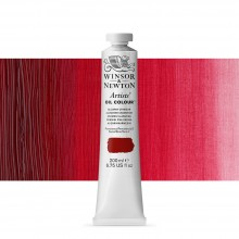 Winsor & Newton : Artists' : Oil Paint : 200ml : Alizarin Crimson