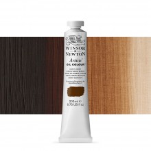 Winsor & Newton : Artists Oil Paint : 200ml : Burnt Umber