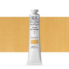 Winsor & Newton : Artists Oil Paint 200ml : Gold