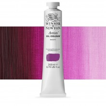 Winsor & Newton : Artists' Oil Paint : 200ml : Magenta