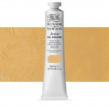 Winsor & Newton : Artists' Oil Paint : 200ml : Naples Yellow