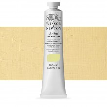Winsor & Newton : Artists' Oil Paint : 200ml : Naples Yellow Light