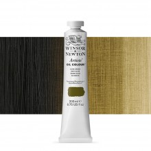 Winsor & Newton : Artists' : Oil Paint : 200ml : Olive Green