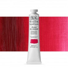 Winsor & Newton : Artists Oil Paint 200ml : Permanent Rose