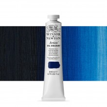 Winsor & Newton : Artists' : Oil Paint : 200ml : Prussian Blue