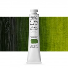 Winsor & Newton : Artists Oil Paint 200ml : Sap Green