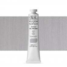 Winsor & Newton : Artists' : Oil Paint : 200ml : Silver