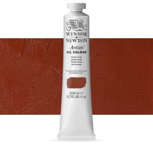 Winsor & Newton : Artists' Oil Paint : 200ml : Terra Rosa