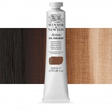 Winsor & Newton : Artists' Oil Paint : 200ml : Vandyke Brown
