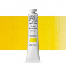 Winsor & Newton : Artists' : Oil Paint : 200ml : Winsor Yellow