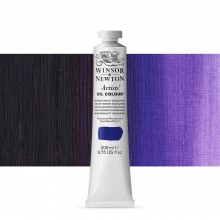 Winsor & Newton : Artists Oil Paint 200ml : Winsor Violet Dioxide