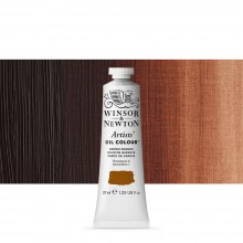 Winsor & Newton : Artists Oil Paint : 37ml Tube : Brown Madder