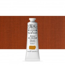 Winsor & Newton : Artists' : Oil Paint : 37ml : Brown Ochre
