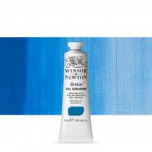 Winsor & Newton : Artists' : Oil Paint : 37ml : Cerulean Blue