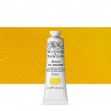 Winsor & Newton : Artists' : Oil Paint : 37ml : Chrome Yellow Hue