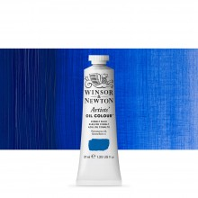 Winsor & Newton : Artists' : Oil Paint : 37ml : Cobalt Blue