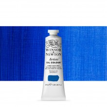 Winsor & Newton : Artists Oil Paint : 37ml Tube : Cobalt Blue Deep