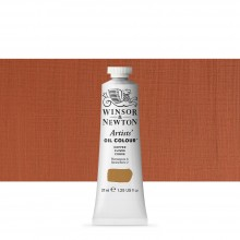 Winsor & Newton : Artists Oil Paint : 37ml Tube : Copper