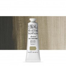 Winsor & Newton : Artists Oil Paint : 37ml Tube : Davy's Gray