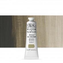 Winsor & Newton : Artists Oil Paint : 37ml Tube : Davy's Gray