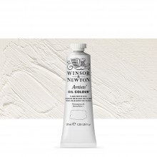 Winsor & Newton : Artists Oil Paint : 37ml Tube : Flake White Hue