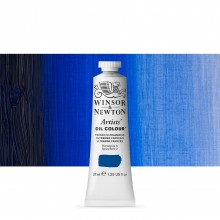 Winsor & Newton : Artists' : Oil Paint : 37ml : French Ultramarine