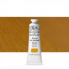 Winsor & Newton : Artists Oil Paint : 37ml Tube : Gold Ochre