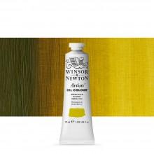 Winsor & Newton : Artists' : Oil Paint : 37ml : Green Gold