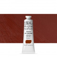 Winsor & Newton : Artists' : Oil Paint : 37ml : Indian Red