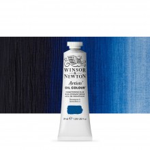 Winsor & Newton : Artists Oil Paint : 37ml : Indanthrene Blue