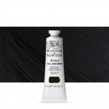 Winsor & Newton : Artists' : Oil Paint : 37ml : Ivory Black
