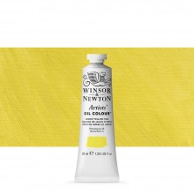 Winsor & Newton : Artists' : Oil Paint : 37ml : Lemon Yellow Hue